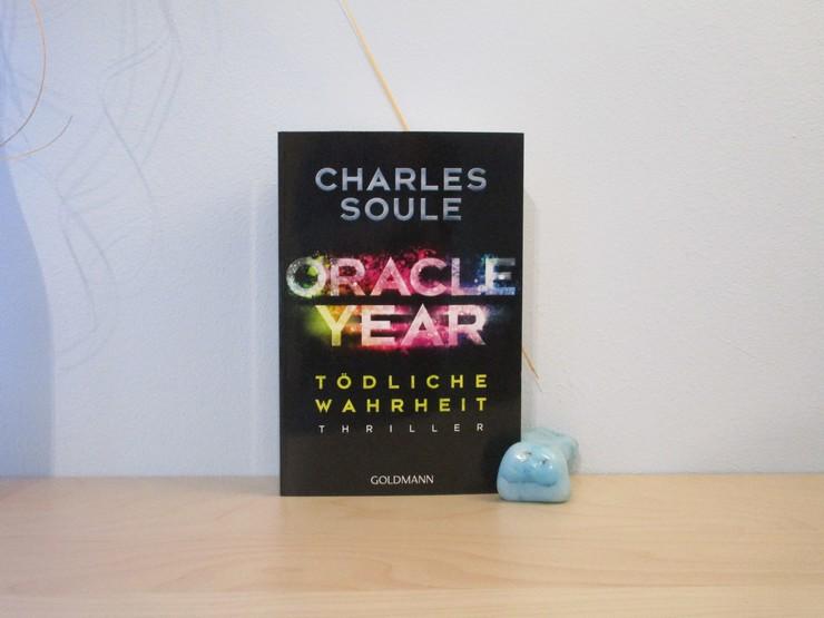 Oracle Year - Tödliche Wahrheit von Charles Soule