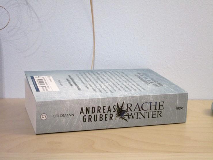 Rachewinter von Andreas Gruber