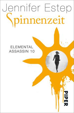 Elemental Assassin - Spinnenzeit von Jennifer Estep