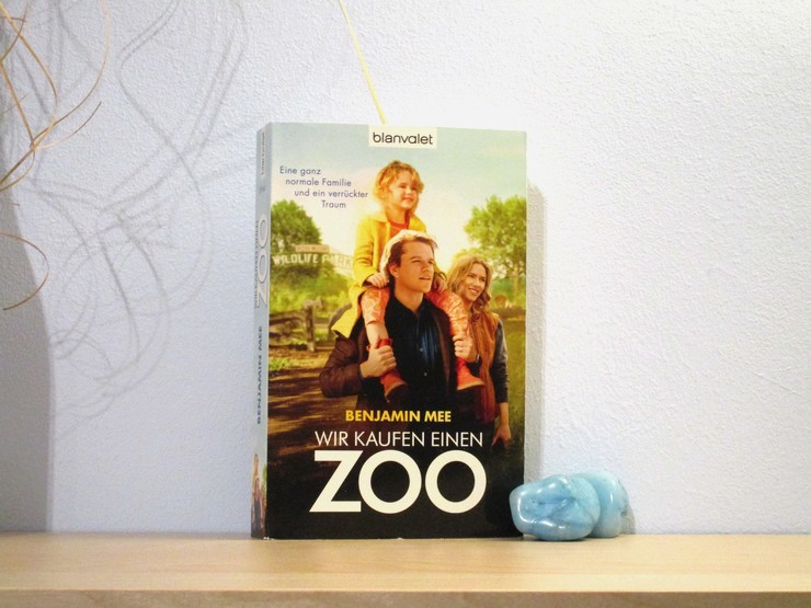 Rezension zu Wir kaufen einen Zoo von Benjamin Mee