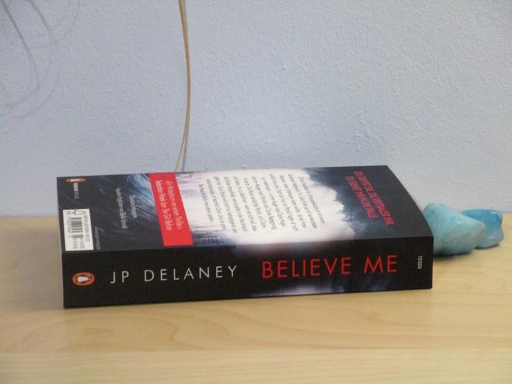 Believe me - Spiel Dein Spiel. Ich spiel es besser. von JP Delany
