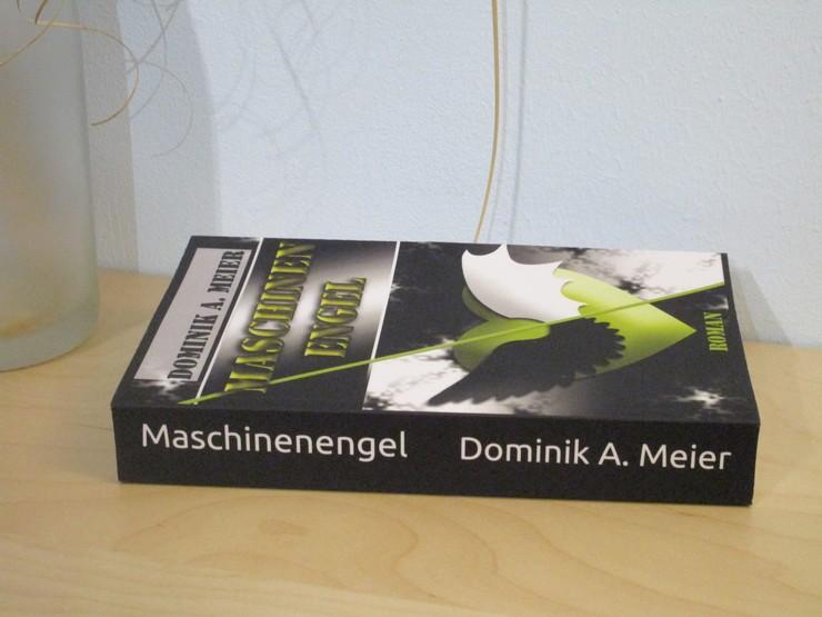Maschinenengel von Dominik A. Meier