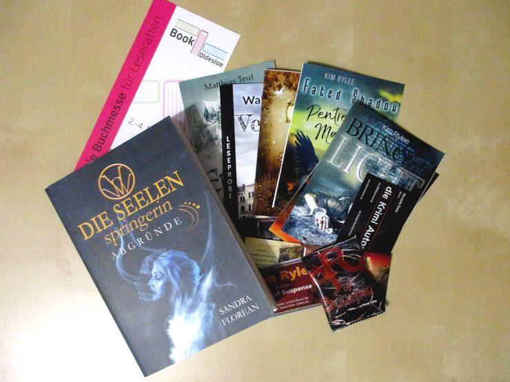 Ausbeute BookOldesloe 2018