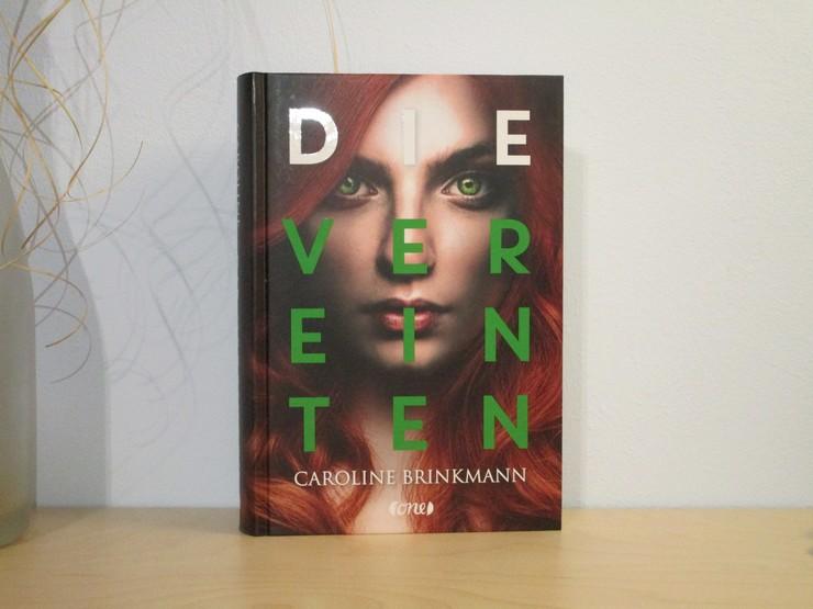 Die Vereinten von Caroline Brinkmann