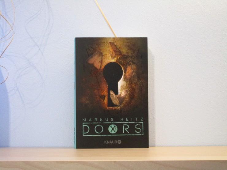 DOORS X - Dämmerung von Markus Heitz