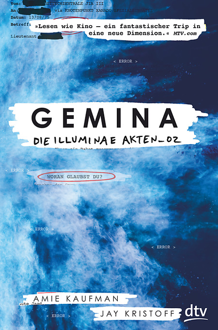 Gemina – Die Illuminae-Akten_02 von Amie Kaufman und Jay Kristoff