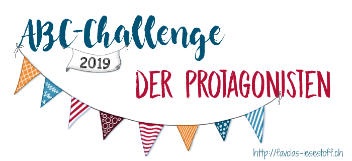 ABC-Challenge der Protagonisten 2019