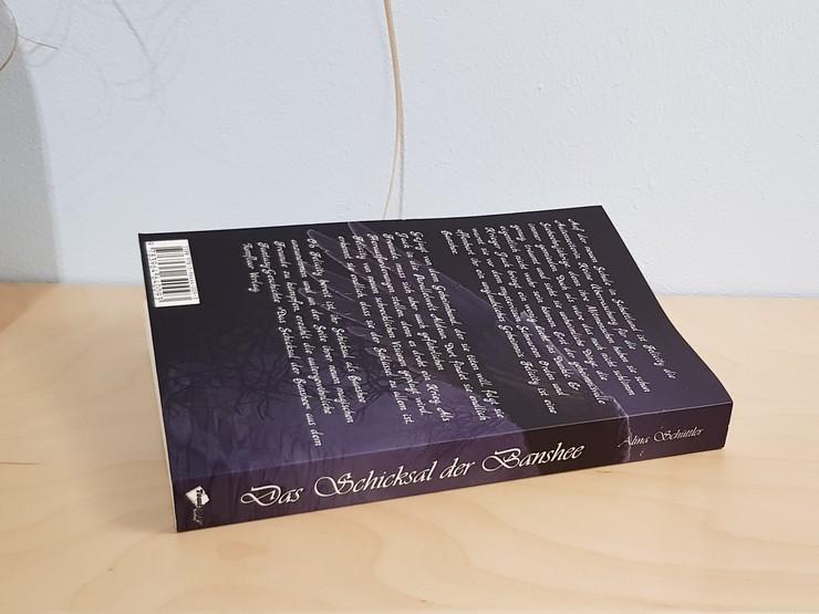 Das Schicksal der Banshee von Alina Schüttler