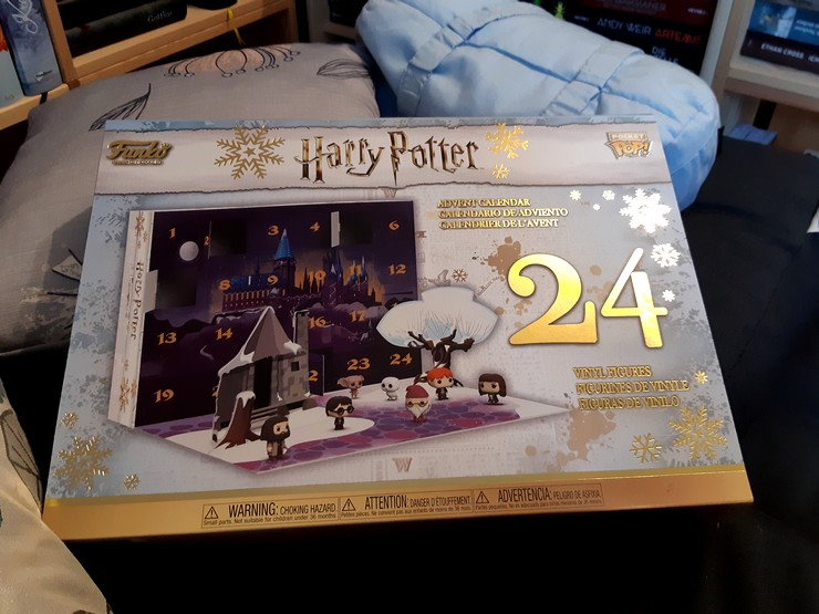 Harry Potter Adventskalender 2018