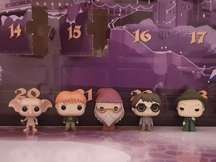 Harry Potter Adventskalender 2018