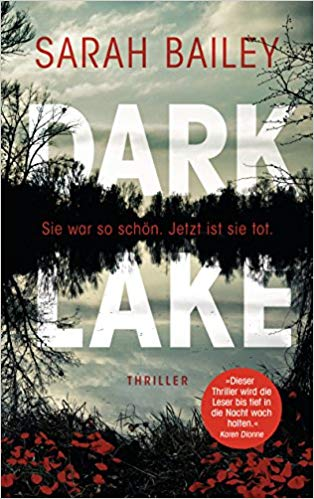Rezension Dark Lake von Sarah Bailey