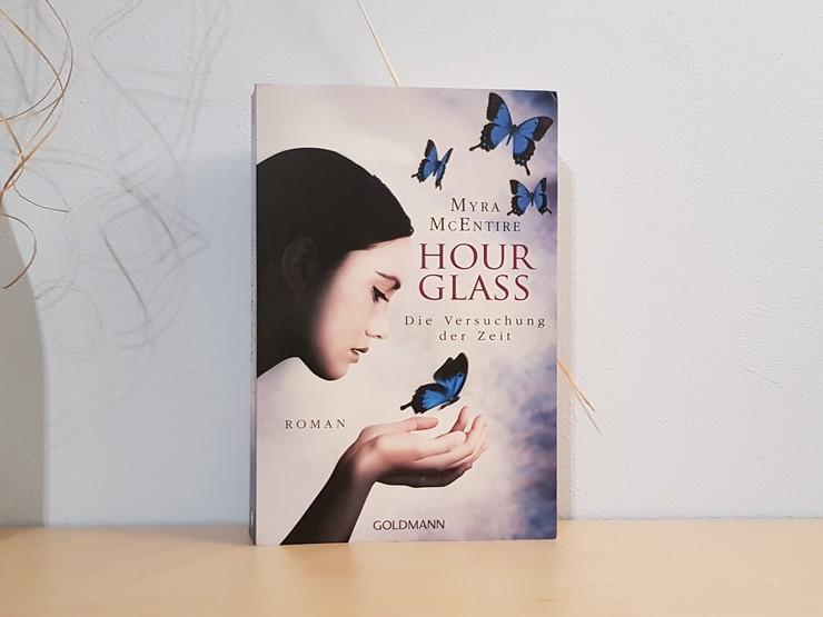 Hourglass - Die Versuchung der Zeit von Myra McEntire