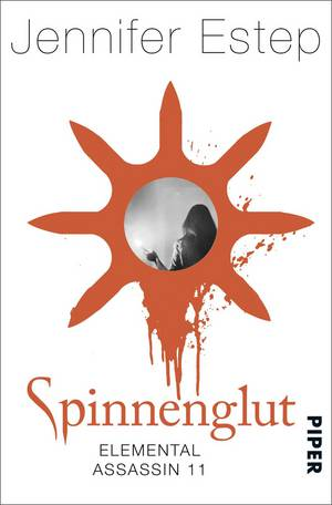 Rezension Elemental Assassin - Spinnenglut von Jennifer Estep