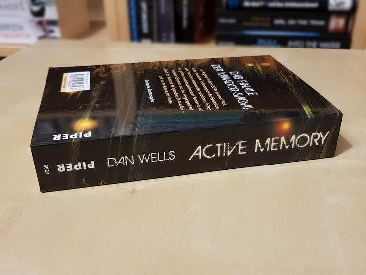 Active Memory von Dan Wells