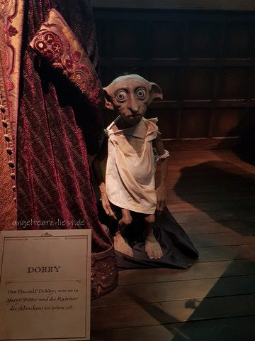 Harry Potter Exhibition Potsdam