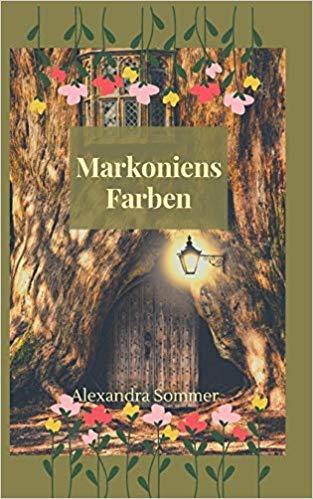 Rezension Markoniens Farben von Alexandra Sommer