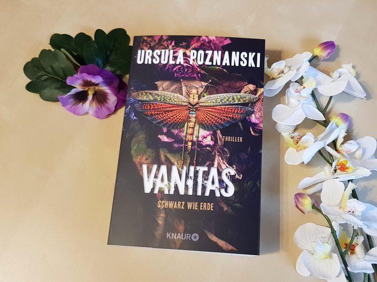 Vanitas - Schwarz wie Erde von Ursula Poznanski