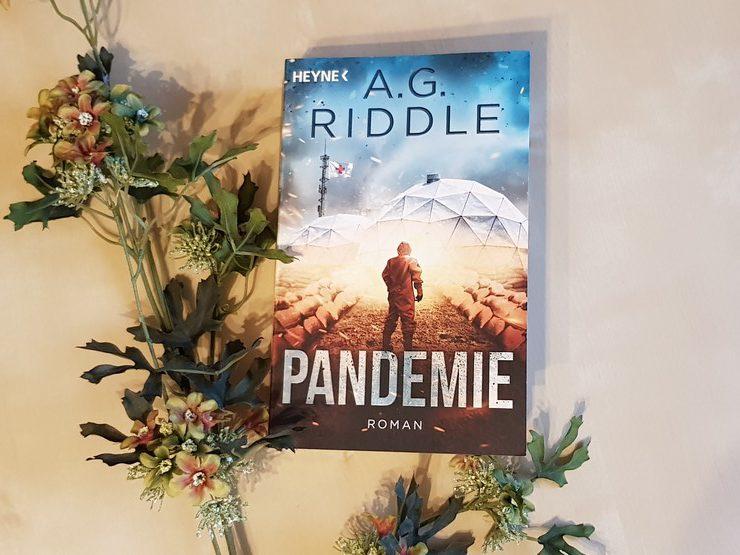 Pandemie von A.G. Riddle