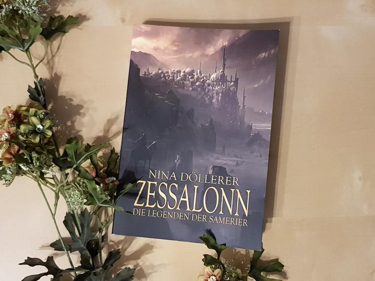 Zessalonn - Die Legenden der Samerier von Nina Döllerer