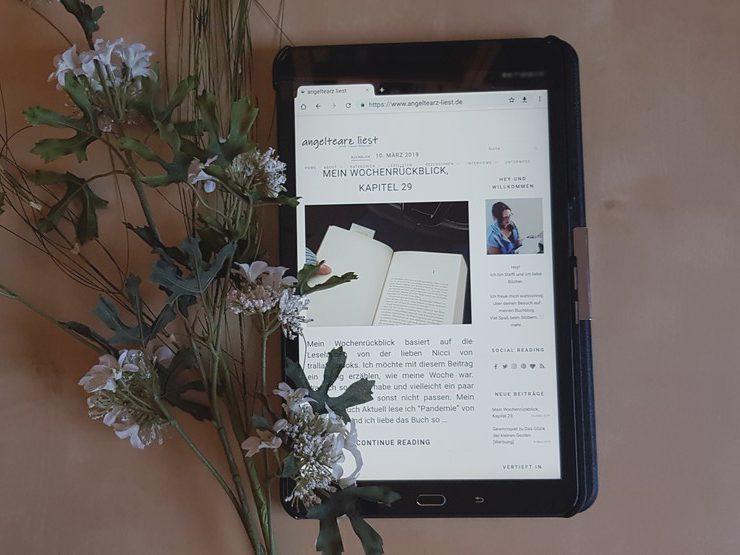 Wertschätzung für Blogs
