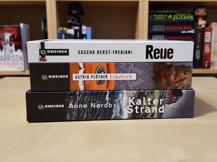 Indiebookday Gmeiner Verlag