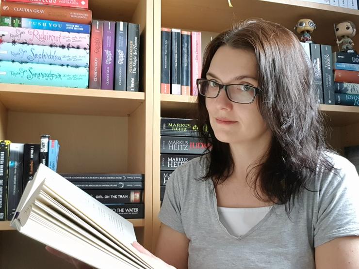 Buchbloggerin