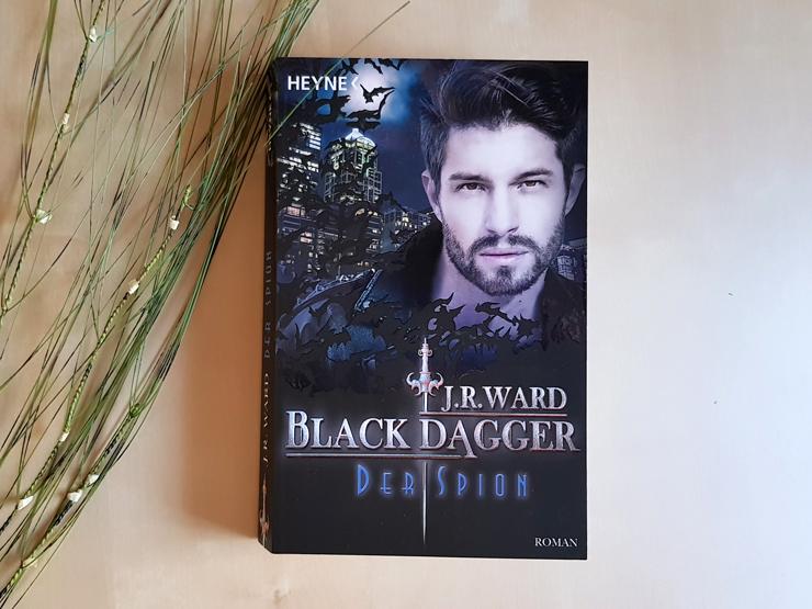 Black Dagger - Der Spion von J. R. Ward