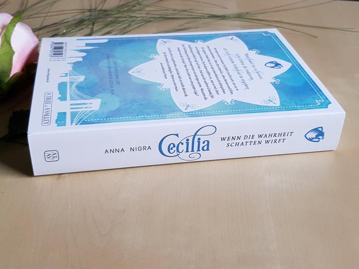 Rezension Cecilia - Wenn die Wahrheit Schatten wirft von Anna Nigra