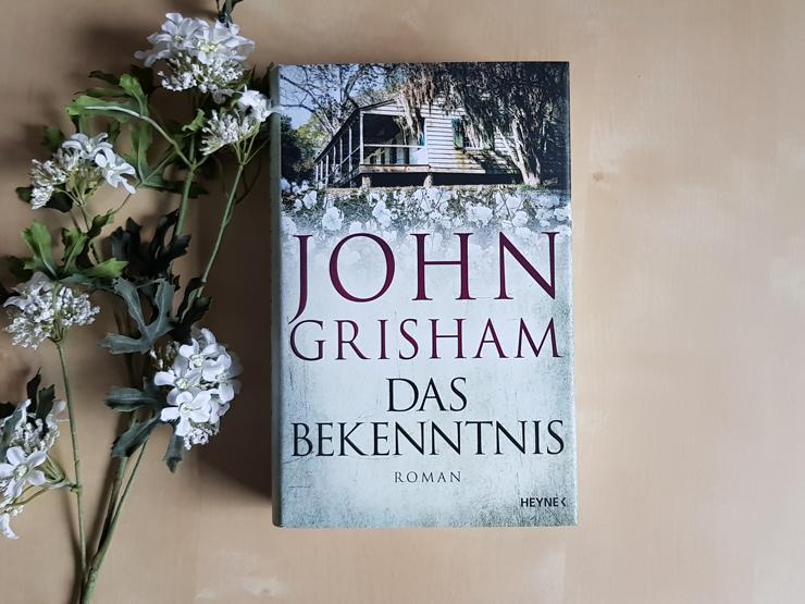 Das Bekenntnis von John Grisham