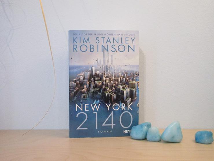 New York 2140 von Kim Stanley Robinson