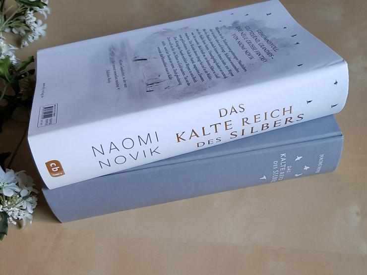 Rezension Das kalte Reich des Silbers von Naomi Novik