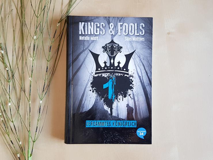 Ksub ings & Fools. Verdammtes Königreich von Natalie Matt und Silas Matthes