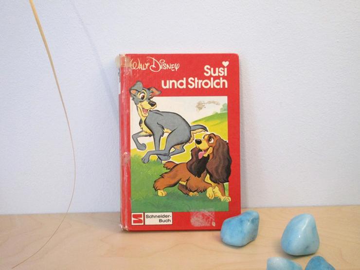 Susi und Strolch Disney