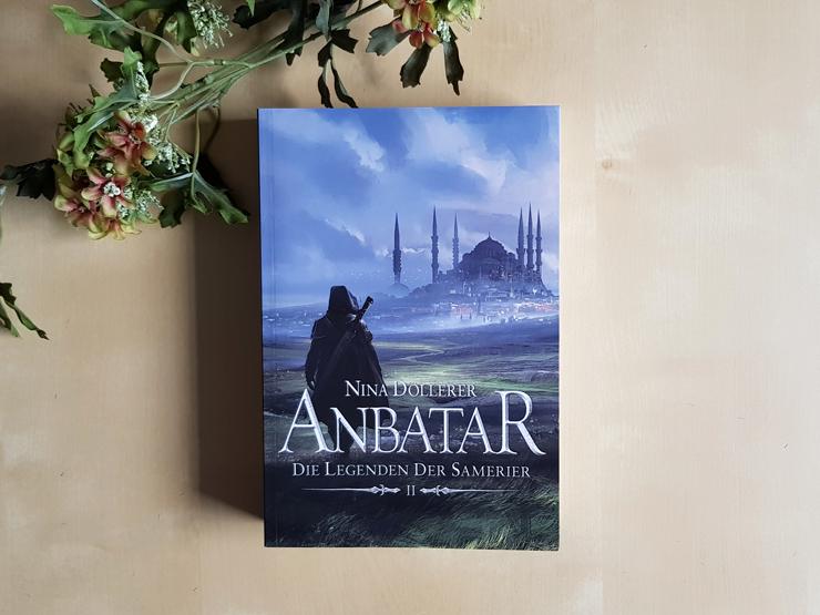 Anbatar - Die Legenden der Samerier von Nina Döllerer