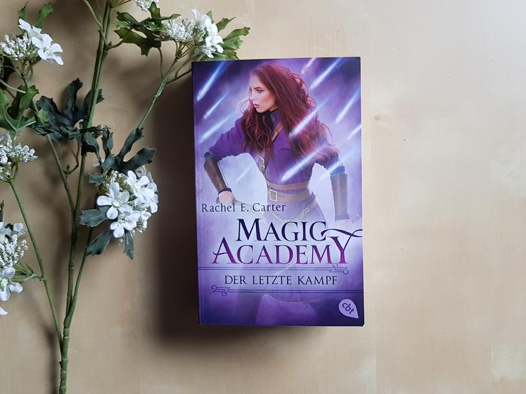 Magic Academy - Der letzte Kampf von Rachel E. Carter