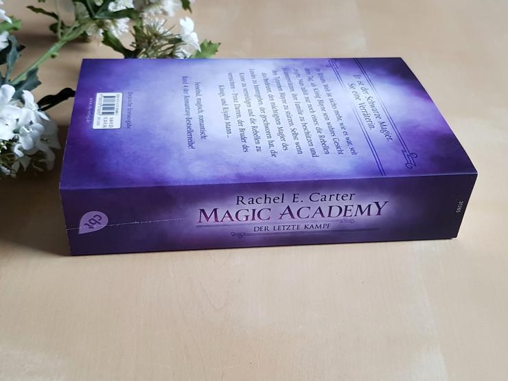 Rezension Magic Academy - Der letzte Kampf von Rachel E. Carter