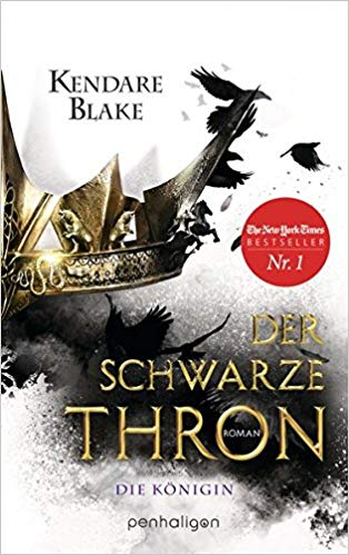 Der Schwarze Thron - Die Königin
