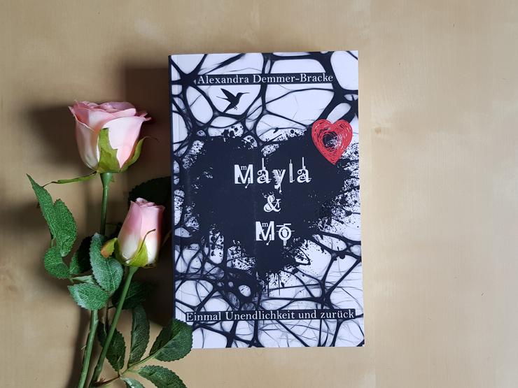 Mayla & Mo – Einmal Unendlichkeit und zurück von Alexandra Demmer-Bracke