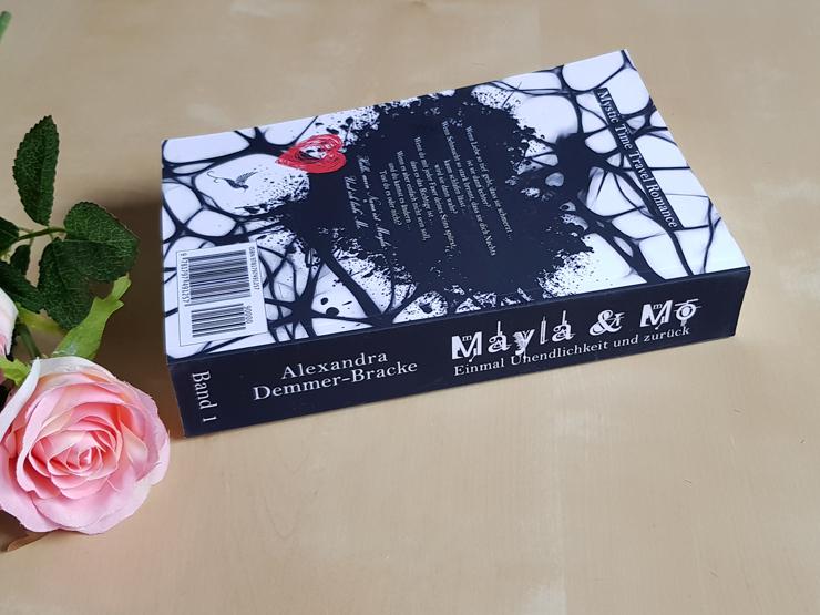 Rezension Mayla & Mo – Einmal Unendlichkeit und zurück von Alexandra Demmer-Bracke