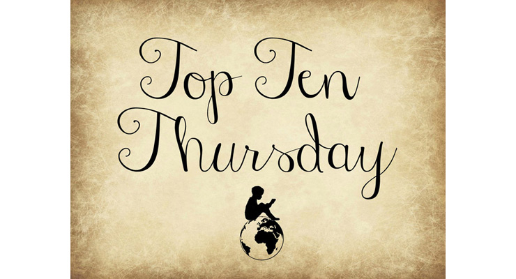 Top Ten Tursday Logo