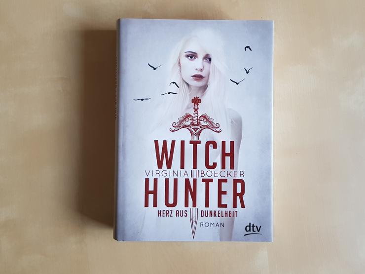 Witch Hunter – Herz aus Dunkelheit von Virginia Boecker