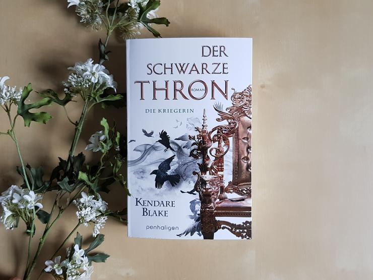 Der schwarze Thron - Die Kriegerin von Kendare Blake