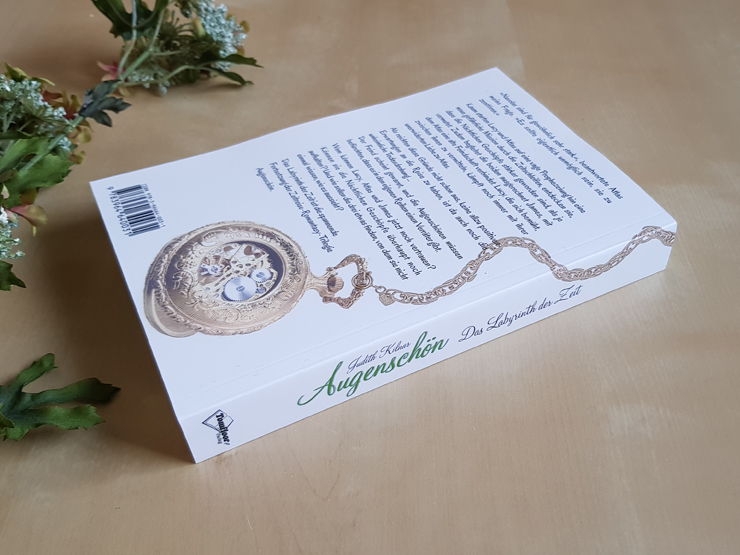 Rezension Augenschön - Das Labyrinth der Zeit von Judith Kilnar