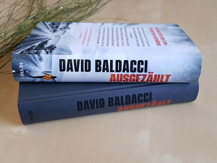 Rezension Ausgezählt von David Baldacci