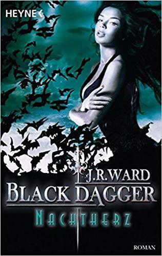 Rezension Black Dagger - Nachtherz von J. R. Ward