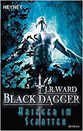 Rezension Black Dagger - Krieger im Schatten von J. R. Ward