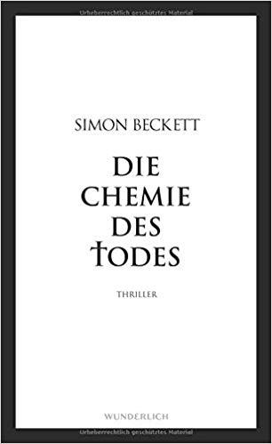 Die Chemie des Todes von Simon Beckett