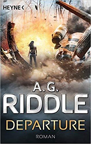 Rezension Departure von A. G. Riddle