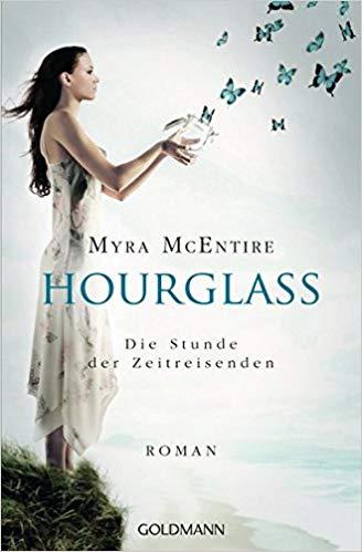 Rezension Hourglass - Die Stunde der Zeitreisenden von Myra McEntire