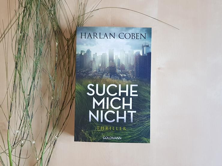 Suche mich nicht von Harlan Coben